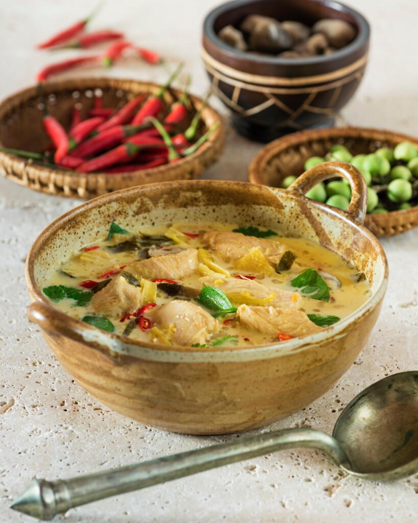 Sopa Tom Kha Kai