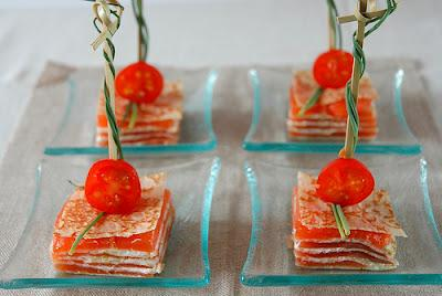 Tentempies para despedir el verano blog original taste for Platos para aperitivos