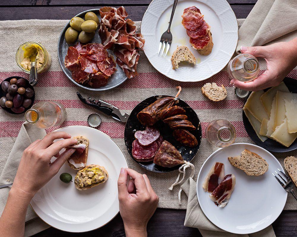 Regalo Día del Padre:Cesta Gourmet Mi Padre es un Señor