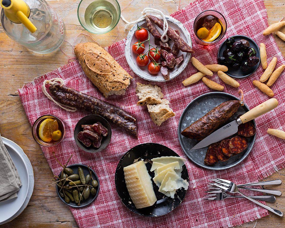 Regalo Día del Padre: Cesta Gourmet Un Papá Aventurero