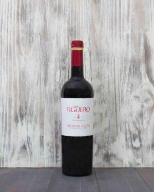 Vino Ribera de Duero Figuero 4 2018
