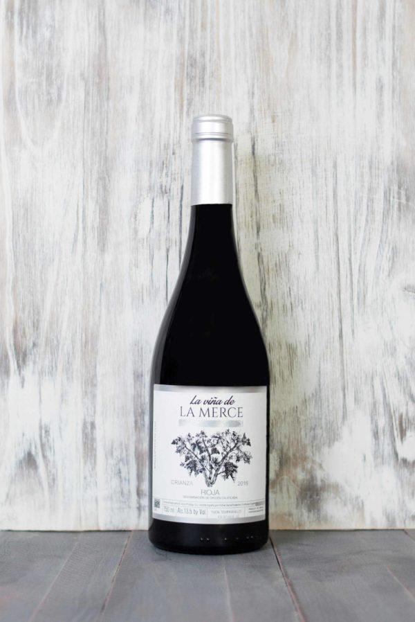 Rioja Viña de la Merce