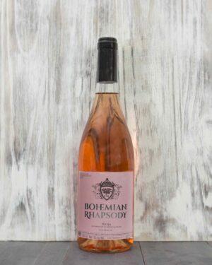 Botella de Vino rosado Bohemian Rapshody 2018