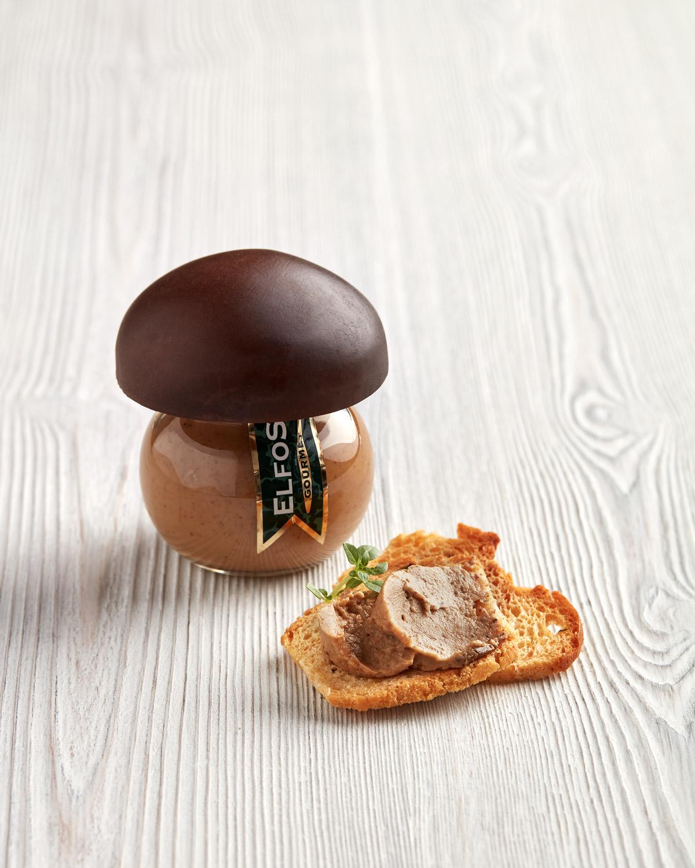 original taste mousse hongo con trufa blanca